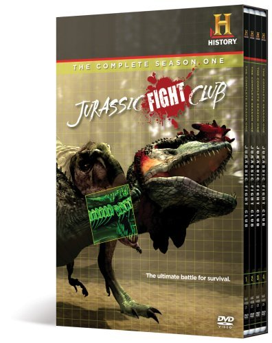 Jurassic Fight Club Season 1 Nr 4 DVD