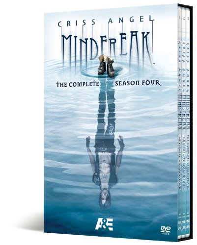 Criss Angel Mindfreak Criss Angel Mindfreak Season Season 4 Nr 3 DVD