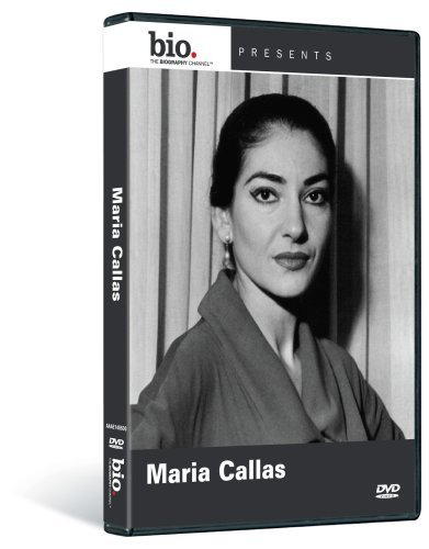 Maria Callas Biography Made On Demand Nr