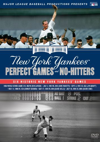 Perfect Games & No Hitters New York Yankees Nr 6 DVD