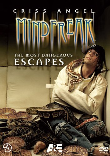 Criss Angel Mindfreak Criss Angel Mindfreak Most Me Nr