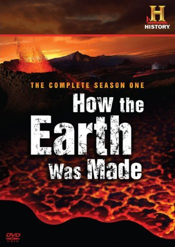 How The Earth Was Made How The Earth Was Made Series Series Set Nr 4 DVD