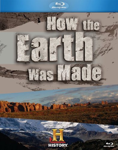 How The Earth Was Made Season 1 Ws Blu Ray Nr