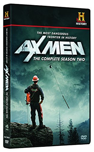 Ax Men Ax Men Season 2 Nr 4 DVD
