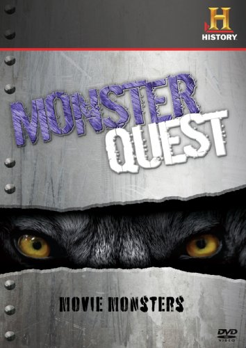 Monster Quest Movie Monsters Monster Quest Movie Monsters Ws Nr
