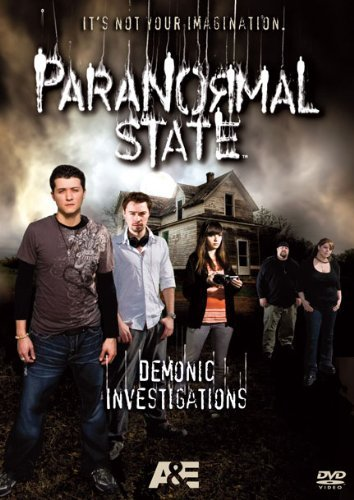 Paranormal State Paranormal State Demonic Inves Nr
