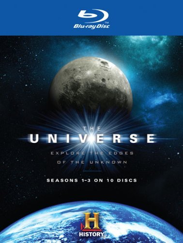 Universe Seasons 1 3 Ws Blu Ray Nr 3 DVD