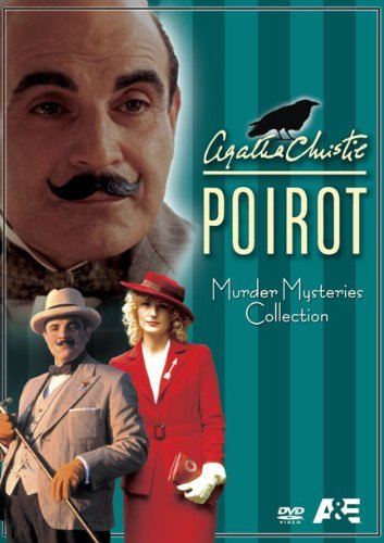 Murder Mysteries Collection Agatha Christie's Poirot Nr 4 DVD