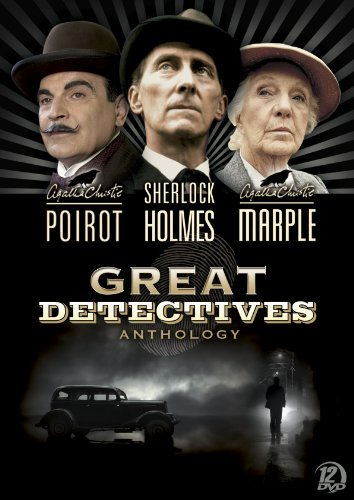 Great Detectives Anthology Great Detectives Anthology Nr 12 DVD