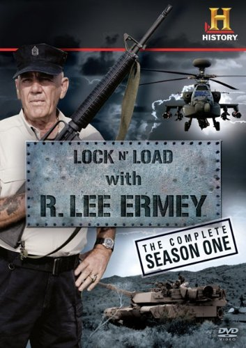 Lock N Load With R Lee Ermey Lock N Load With R Lee Ermey Season 1 Nr 4 DVD