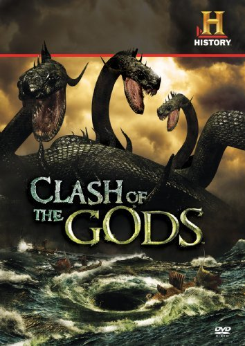 Clash Of The Gods Season 1 Clash Of The Gods Nr 3 DVD