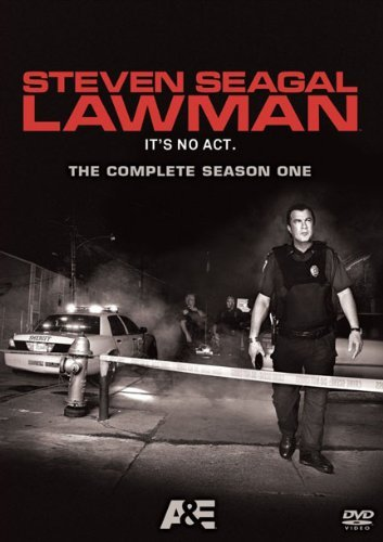 Steven Seagal Lawman Season 1 Nr 2 DVD