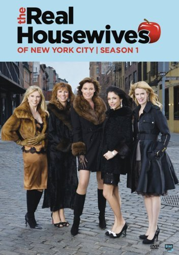 Real Housewives Of New York Real Housewives Of New York S Season 1 Nr 3 DVD