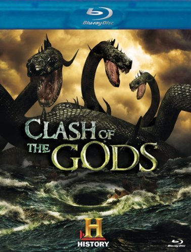 Clash Of The Gods Season 1 Ws Blu Ray Nr 2 DVD