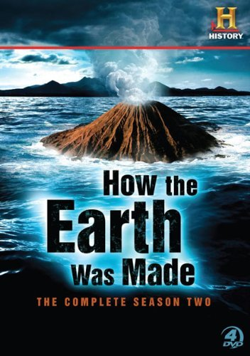 How The Earth Was Made Season How The Earth Was Made Nr 4 DVD