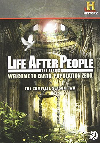 Life After People Life After People Season 2 Nr 3 DVD