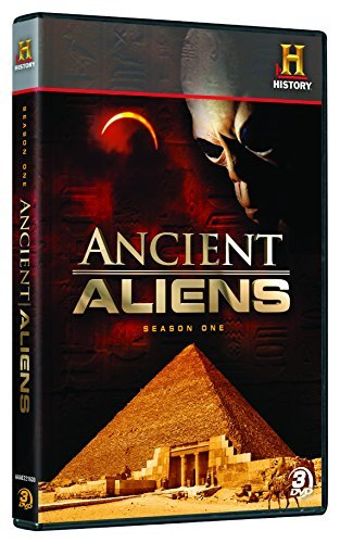 Ancient Aliens Season 1 DVD Pg