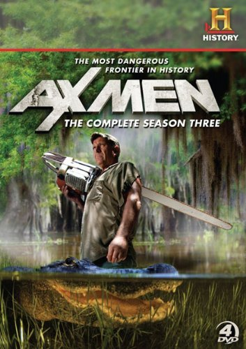 Ax Men Ax Men Season 3 Nr 4 DVD