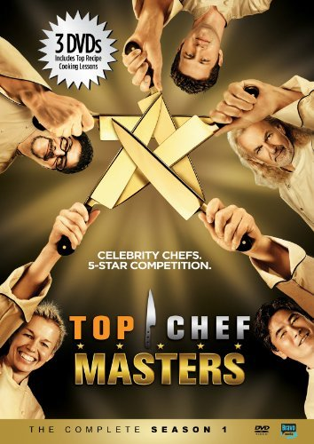 Top Chef Masters Season 1 DVD Nr 3 DVD