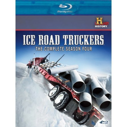 Ice Road Truckers Ice Road Truckers Season 4 Blu Ray Ws Nr 3 Br