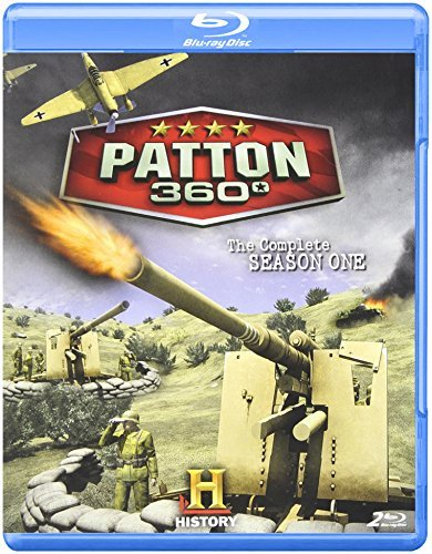 Patton 360 Season 1 Patton 360 Blu Ray Ws Nr 2 Br