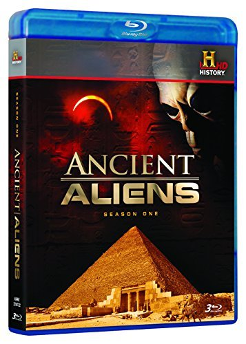 Ancient Aliens Season 1 Blu Ray Pg Ws