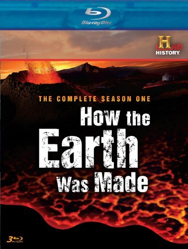 How The Earth Was Made Season 1 Ws Blu Ray Pg 3 DVD