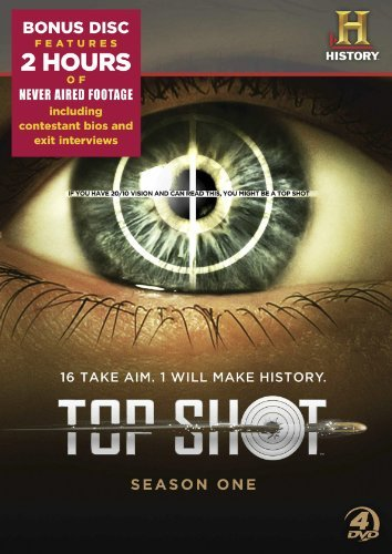 Top Shot Top Shot Season 1 Nr 4 DVD
