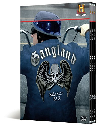 Gangland Season 6 DVD Tv14 3 DVD