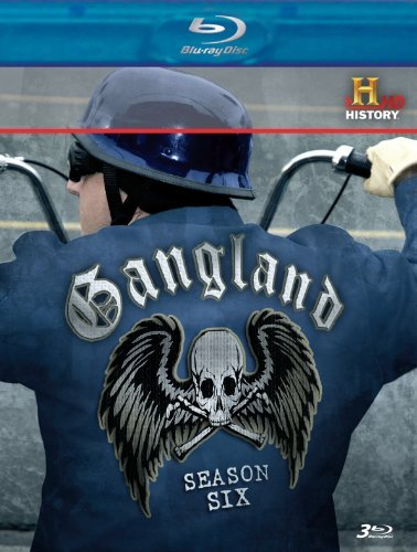 Gangland Season 6 Ws Blu Ray Tv14 3 DVD