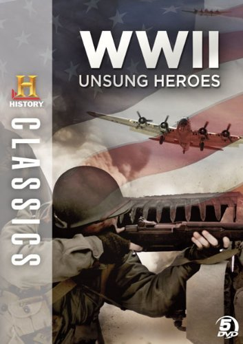 Ww2 Unsung Heroes History Value Line Nr 5 DVD