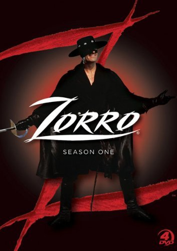 Zorro Season 1 DVD