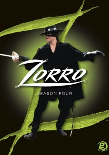 Zorro Season 4 DVD