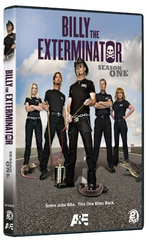Billy The Exterminator Billy The Exterminator Season Season 1 Nr 2 DVD