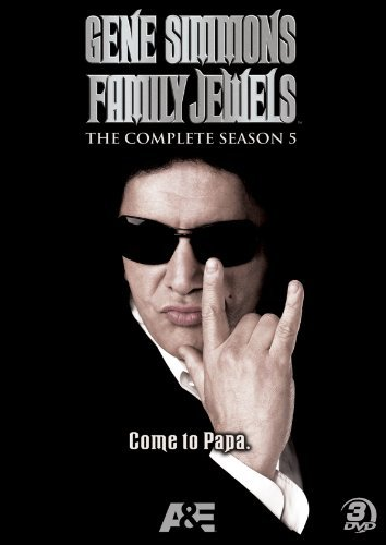 Gene Simmons Family Jewels Gene Simmons Family Jewels Se Season 5 Nr 3 DVD