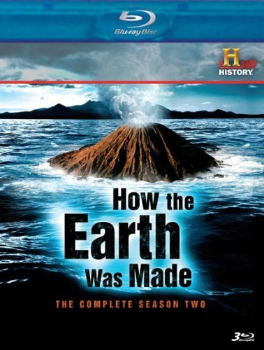 How The Earth Was Made Season How The Earth Was Made Blu Ray Ws Nr 3 Br