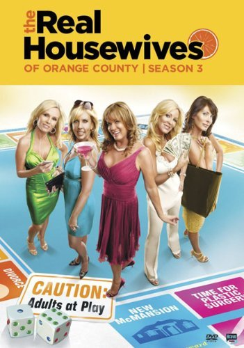 Real Housewives Of Orange Coun Real Housewives Of Orange Coun Season 3 Nr 3 DVD