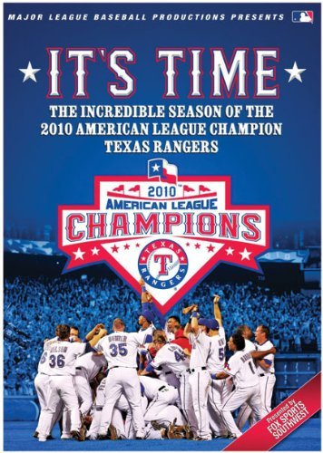 2010 Texas Rangers It's Time! 2010 Texas Rangers It's Time! Nr