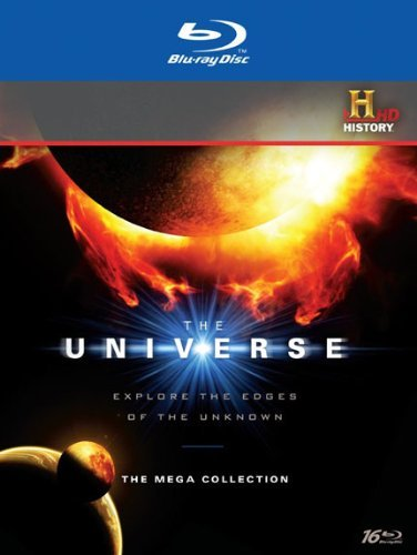 Universe Complete Series Megaset Ws Blu Ray Tv14 16 DVD