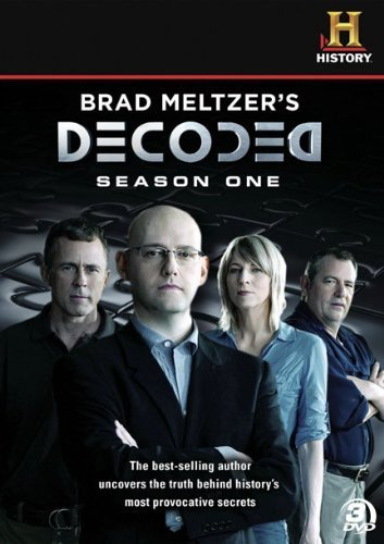 Brad Meltzer's Decoded Brad Meltzer's Decoded Season Pg 3 DVD