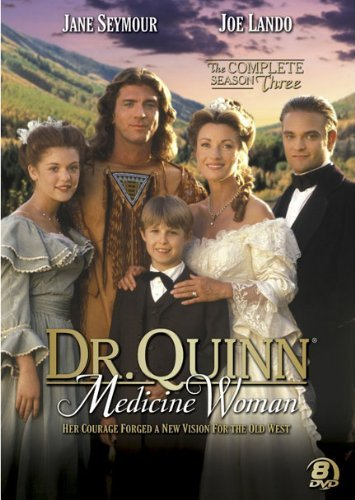 Dr. Quinn Medicine Woman Season 3 DVD