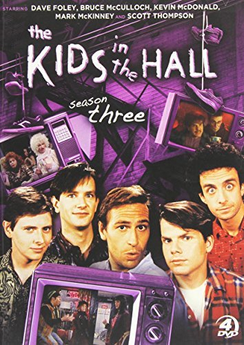 Kids In The Hall Kids In The Hall Season 3 Nr 4 DVD