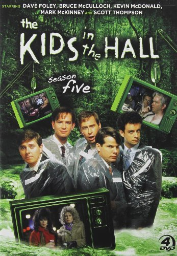 Kids In The Hall Kids In The Hall Season 5 Nr 4 DVD