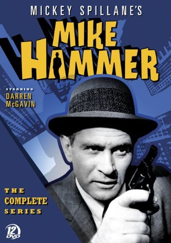 Mickey Spillane's Mike Hammer Mickey Spillane's Mike Hammer Complete Series Nr 11 DVD