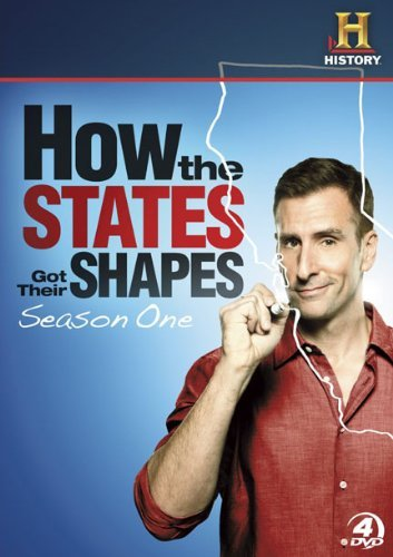 How The States Got Their Shape How The States Got Their Shape Nr 4 DVD