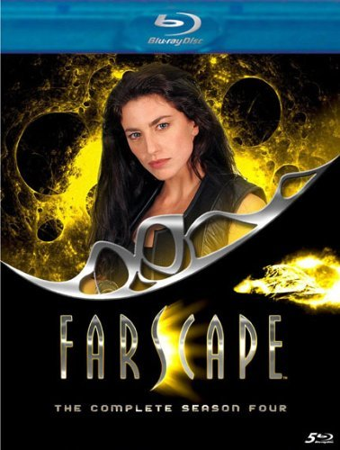 Farscape Season 4 Ws Blu Ray Nr 5 DVD