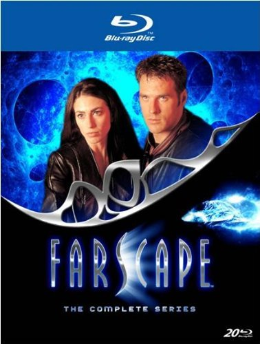 Farscape Complete Series Ws Blu Ray Nr 20 Br