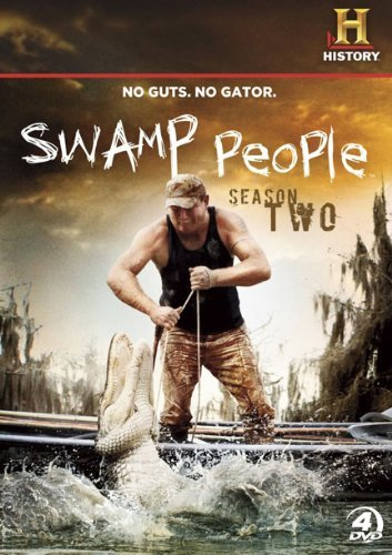 Swamp People Season 2 DVD Nr