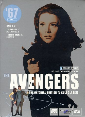 Avengers '67 Set 1 Clr Keeper Nr 2 DVD