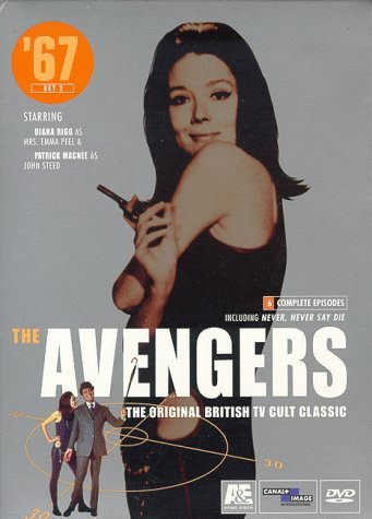 Avengers '67 Set 2 Clr Keeper Nr 2 DVD